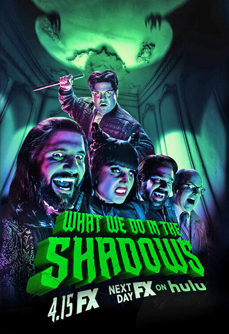 What we do in the Shadows – Season II