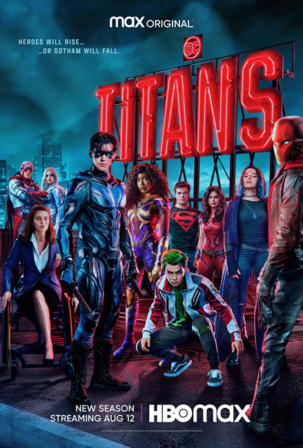 Titans – Season lll