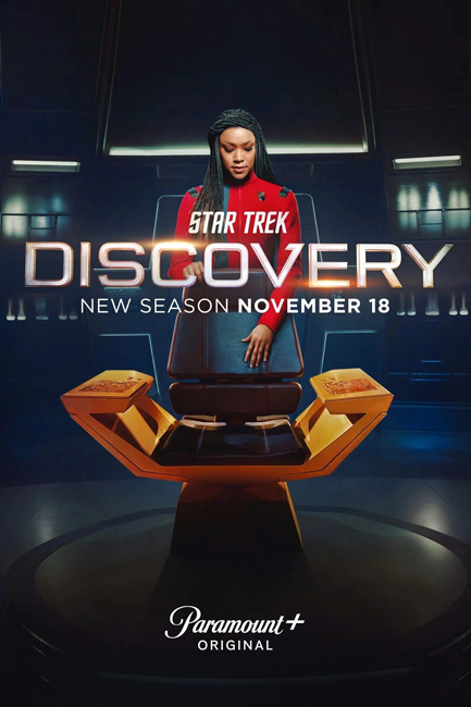 Star Trek: Discovery – Season lV