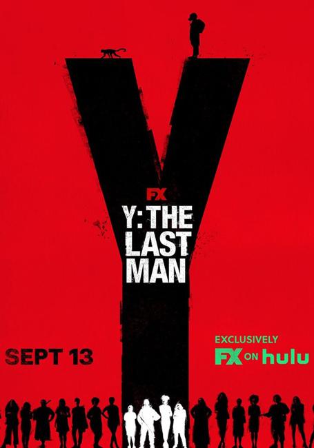 Y The Last Man – Season l