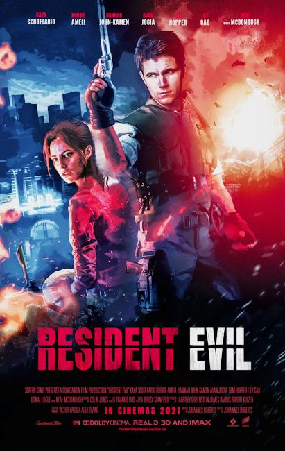 Resident Evil: Reboot