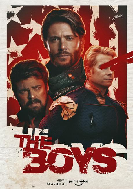 The Boys – Season III