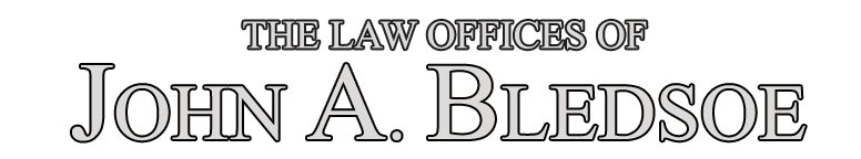 John A. Bledsoe, Divorce Lawyer & Family Law Expert
