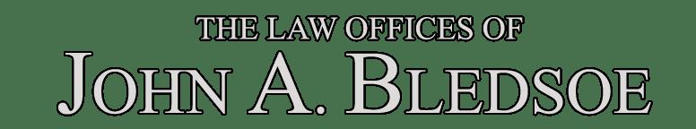 John A. Bledsoe, Divorce Lawyer & Family Law Expert