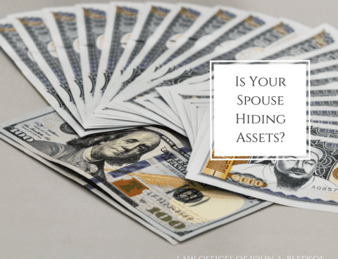 Is Your Spouse Hiding Assets in Your California Divorce?