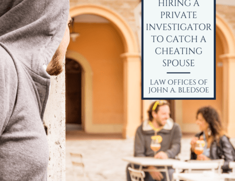 Hiring a private investigator to catch a cheating spouse in orange county california