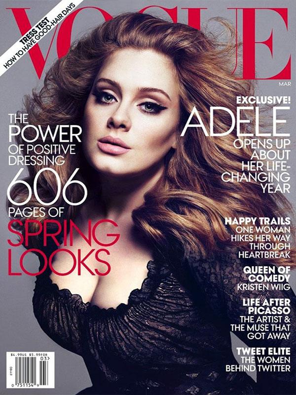 Vogue March 2012