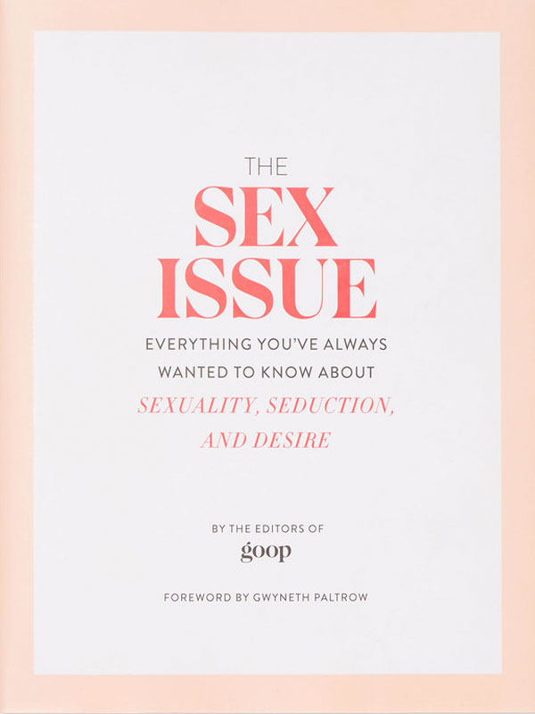 Goop: Sex Book