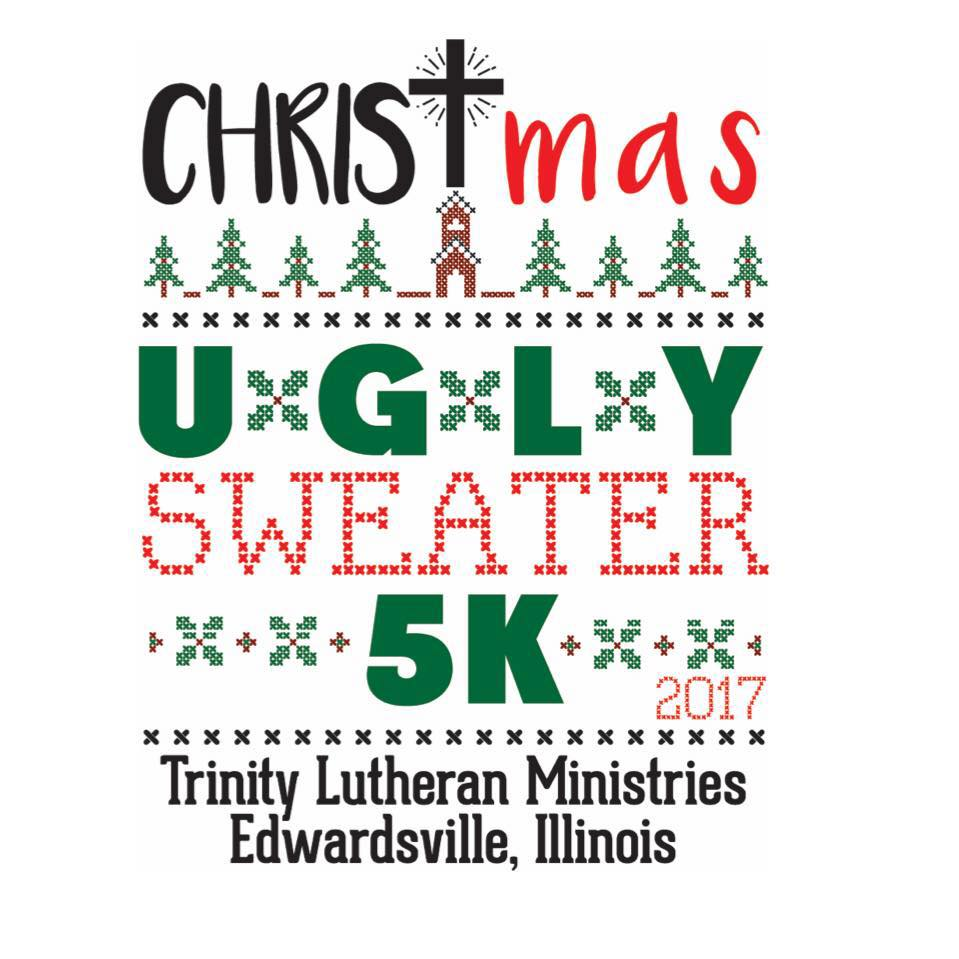 Ugly Christmas Sweater 5K