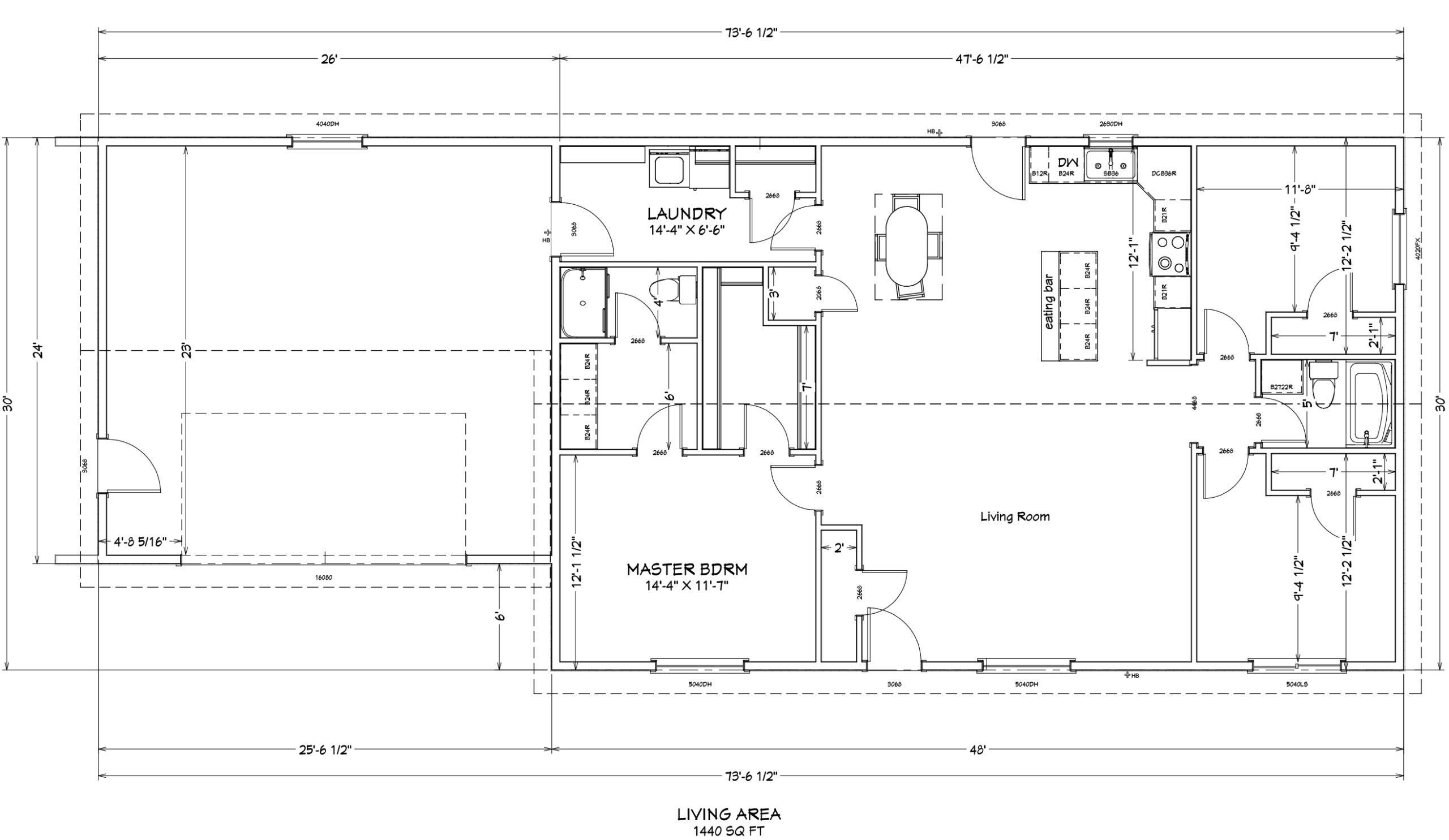 Topaz Floor Plan