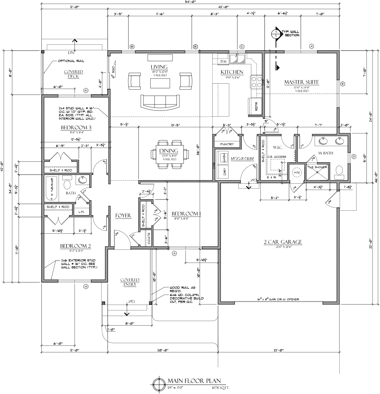 Peal Floor Plan