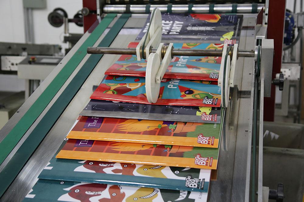 Stromberg Allen Big Books Printing