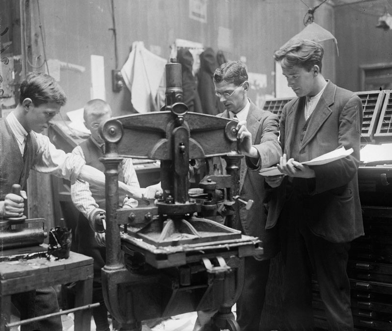 Stromberg Allen & Company - since 1889