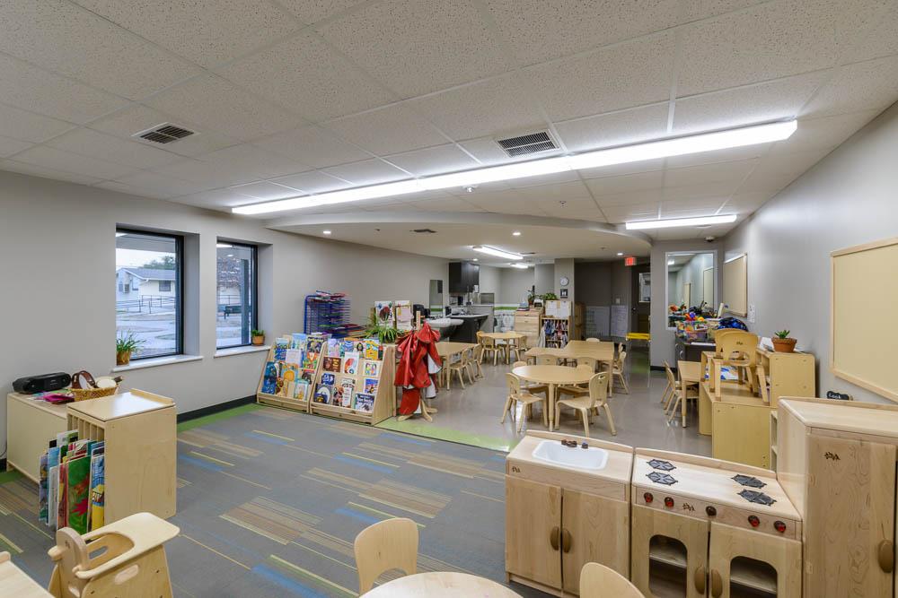 University of North Texas Child Development Lab