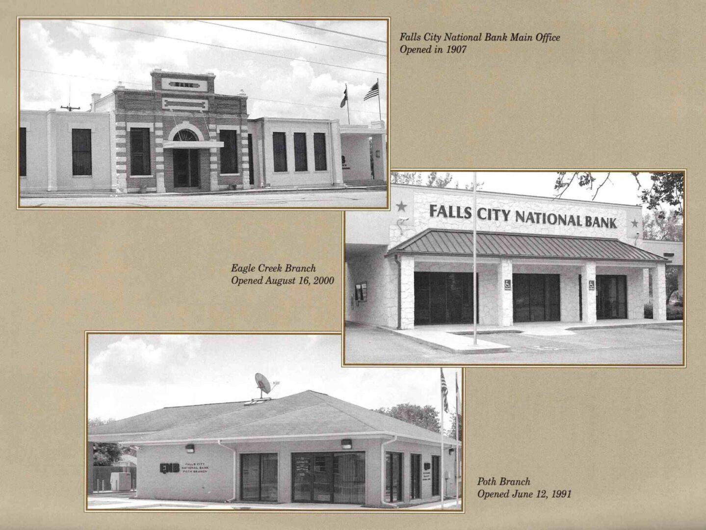 Falls City National Bank
