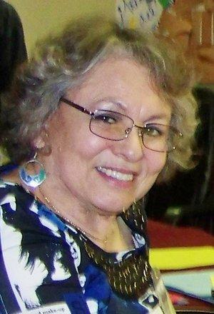 Cathy (Catalina) Mendoza-Nájera
