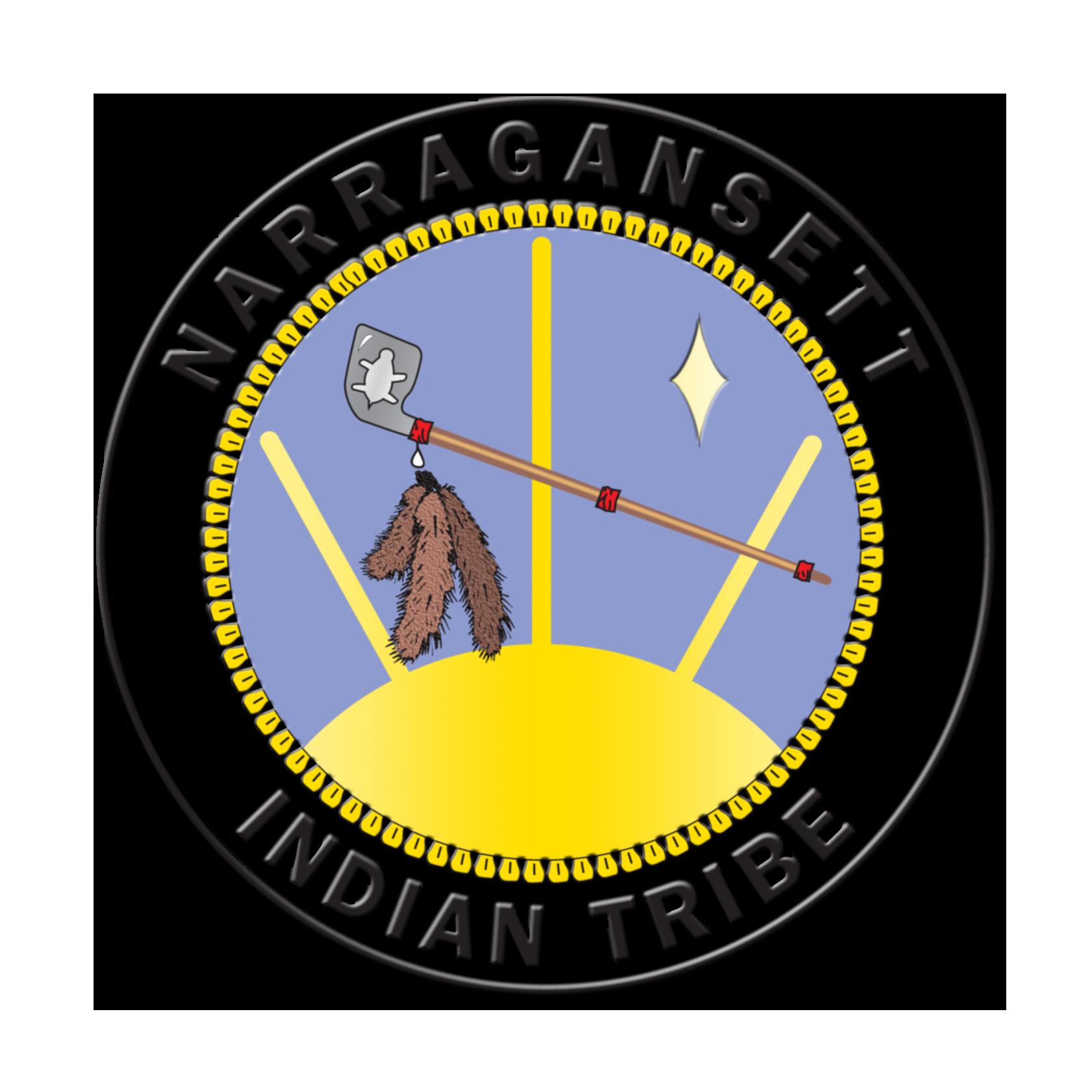 narragansett indian logo