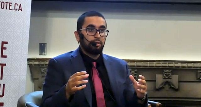Why did NCCM's Mustafa Farooq remove his anti-LGBTQ comments from Facebook?