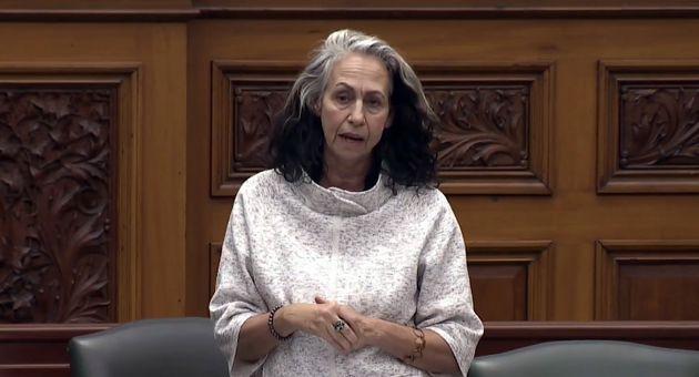"""Jewish NDP MPP Rima Berns-McGown: """"I embraced Islam; but I am still Jewish"""""""