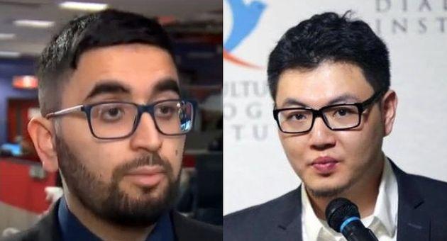 Steven Zhou Implies Imams teachings on FB Page FightIslamophobia.ca are a parody.