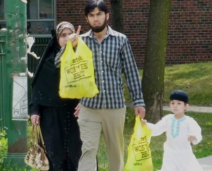 Muslims Face Hardship Navigating  Intersectionality Between Shari'a & Democracy