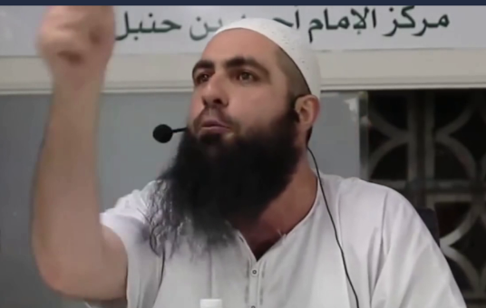 Imam says This Life is Worthless Because Allah Gives Jews Christians Water