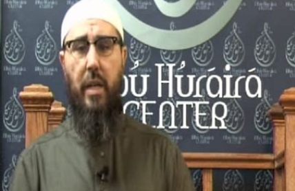 "American Imam says ""Islam was Many Times Spread by the Sword"""