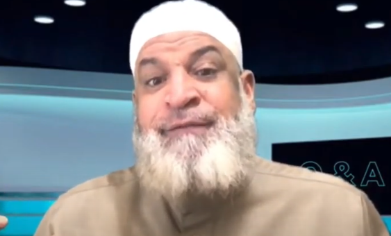 """Quran 9:05 """"Kill Them Where You Find Them"""" Contextualized by Colorado Imam"""