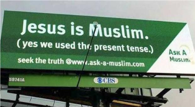 Imams Teach: Jesus is a Muslim Prophet who will Break the Cross & Establish Islamic World Domination