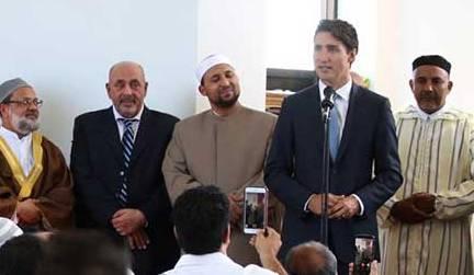 Muslim Canadian Contextualized Anti-Semitism
