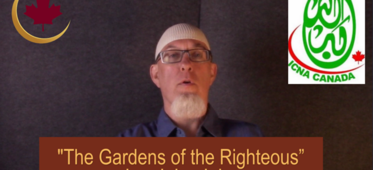Gardens of the Righteous: Morality for Betterment of Society with Kindness & Compassion