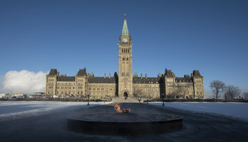 Will Islamic Leaders Save Canada with Allah's Guidance?