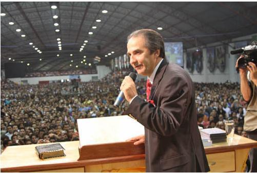 """Silas Malafaia Pastor """"Asamblea de Dios Victoria en Cristo"""""""