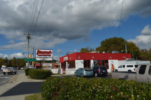 Jimmy's Famous Hot Dogs on Guess Rd