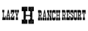 Lazy H Ranch Resort Logo