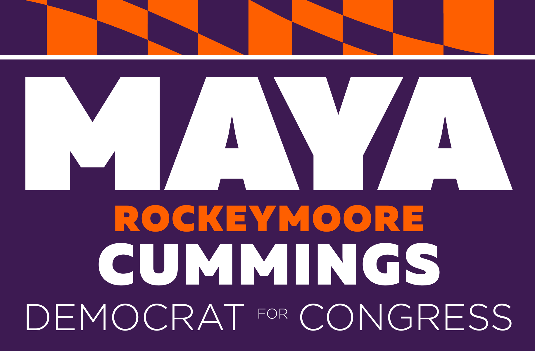 Maya for Congress