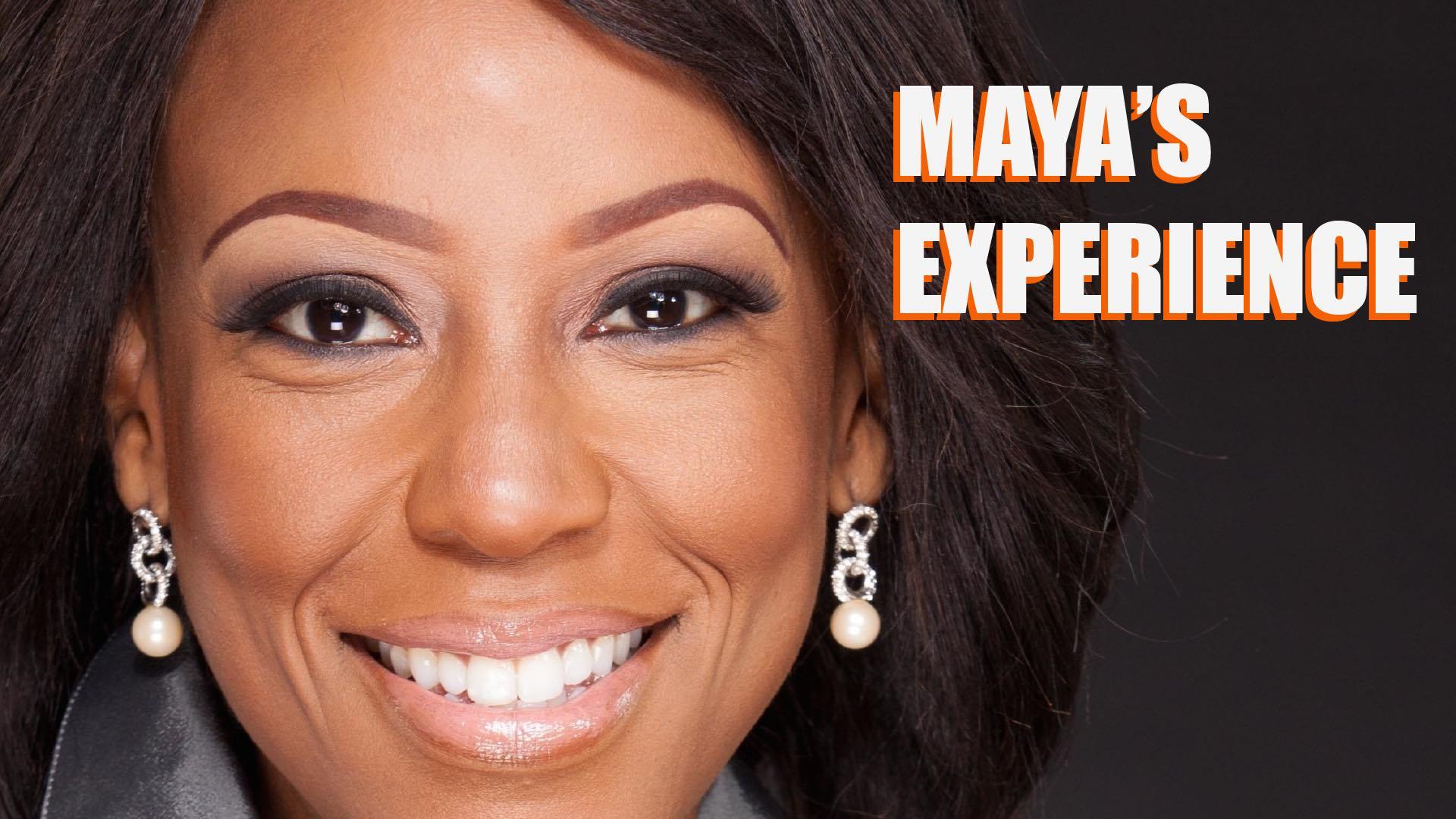 Maya Rockeymoore Cummings: My Experience