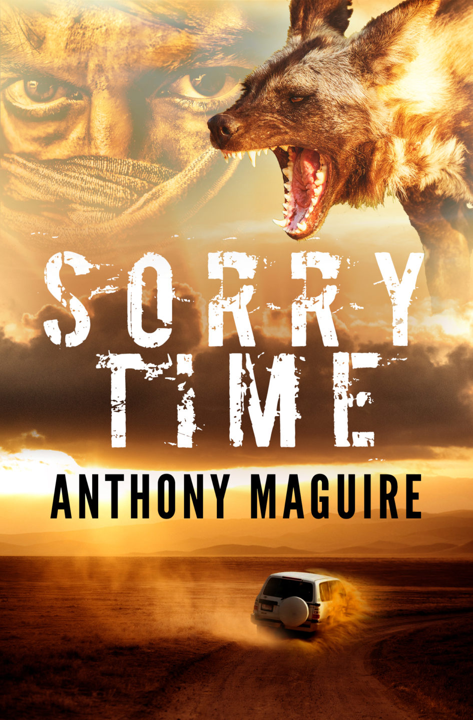 Sorry Time Anthony Maguire