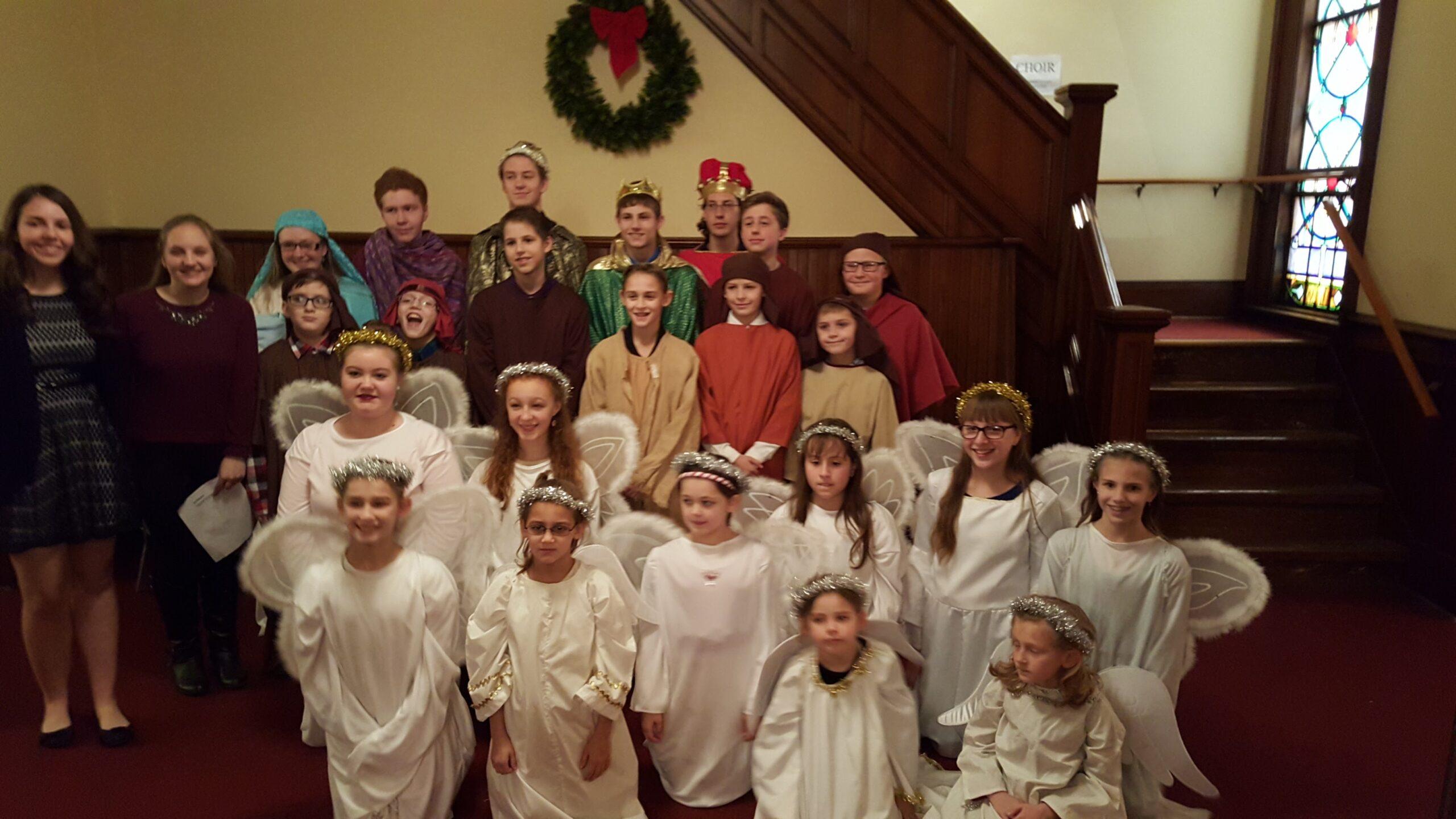Living Nativity