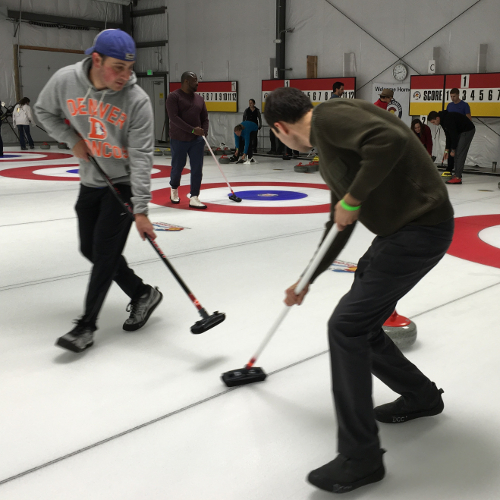 the sport of curling - our culture