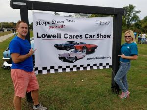 Lowell Cares Car Show