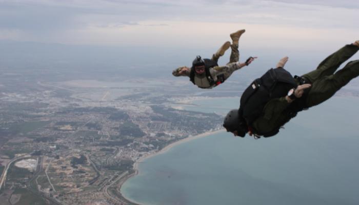 Muere Militar Ahogado Durante Una Práctica Paracaídista En Catia La Mar