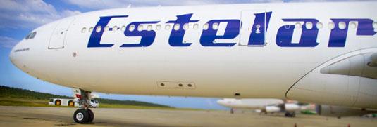 Un Avión De Aerolíneas Estelar Tuvo Que Regresar A Maiquetía Por Falla En Uno De Sus Motores