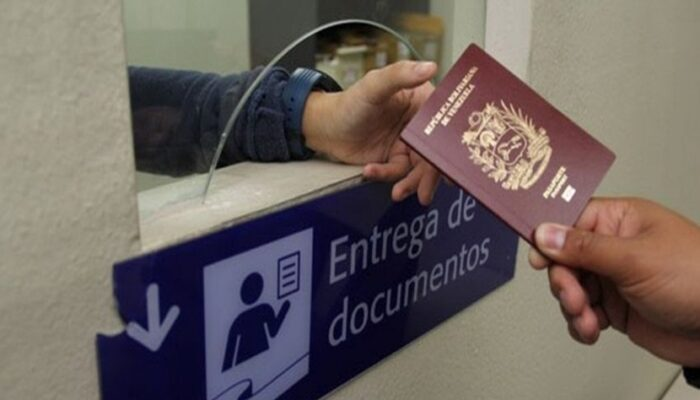 ¡Impagables! El Saime Actualizó Los Aranceles Para Tramites De Pasaportes
