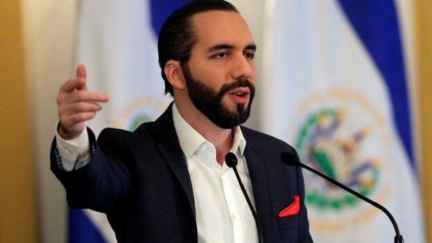 Diplomáticos Del Régimen Abandonaron El Salvador Con Pasta De Dientes, Jabón Y Desodorante, Según Bukele
