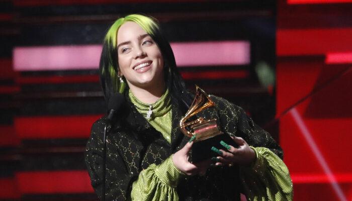 Billie Eilish Fue La Gran Ganadora De Los Grammy 2020