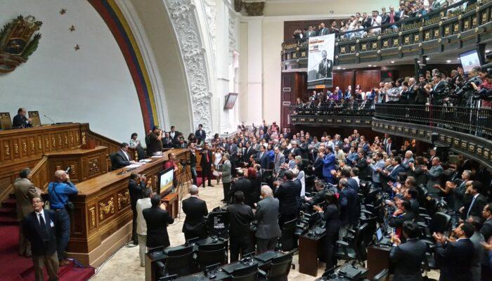 Directiva CLAP De La Asamblea Nacional Designó Comisión Para Investigar Corrupción De La Gestión De Guaidó