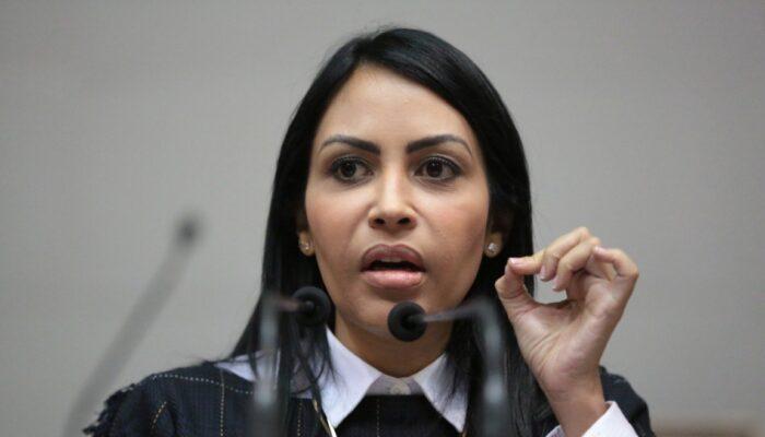 Delsa Solórzano Afirmó Que El Régimen Intentó Sobornar A Los Miembros De Su Partido