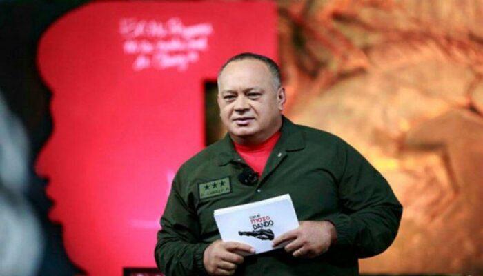 Diosdado Cabello Asegura Que El Tío De Guaidó Fue Detenido Por Transportar Explosivos