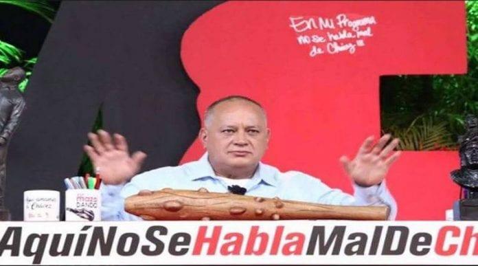 Diosdado Cabello Le Responde A Iván Simonovis: Es Un Orgullo Que Me Comparen Con Soleimani